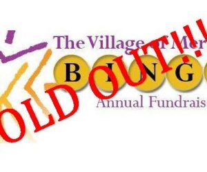Bingo is sold out!