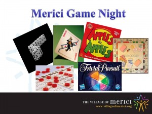 Merici Game Night